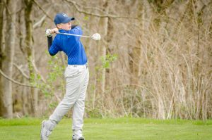 Bailey wins the stableford event Monday 14th May